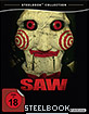 Saw - US Director's Cut (Limited Edition Steelbook) Blu-ray