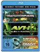 AVH: Alien vs. Hunter + Mega Shark vs. Giant Octopus + Transmorphers (Science Fiction Dreier Pack) (Neuauflage) Blu-ray
