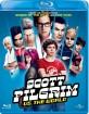 Scott Pilgrim vs. the World (GR Import) Blu-ray