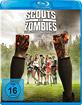 Scouts vs. Zombies - Handbuch zur Zombie-Apokalypse Blu-ray