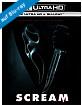 Scream (2022) 4K (4K UHD + Blu-ray) (UK Import ohne dt. Ton) Blu-ray