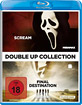Scream (1996) + Final Destination (Double-Up Collection) Blu-ray