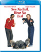 See No Evil, Hear No Evil (Region A - US Import ohne dt. Ton) Blu-ray