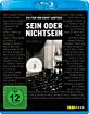 Sein oder Nichtsein (1942) Blu-ray