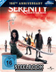 Serenity: Flucht in neue Welten (100th Anniversary Steelbook Collection) Blu-ray