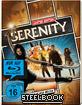 Serenity: Flucht in neue Welten - Limited Reel Heroes Steelbook Edition