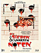 Die Sieben Schwarzen Noten (Limited Mediabook Edition) (Cover A) Blu-ray
