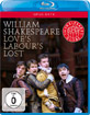 Shakespeare - Loves Labours Lost Blu-ray