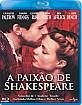A Paixão de Shakespeare (PT Import) Blu-ray