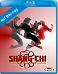 Shang-Chi and the Legend of the Ten Rings Blu-ray