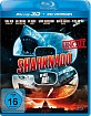 Sharknado 3 - Oh Hell No! 3D (Blu-ray 3D) Blu-ray
