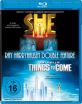 She (1935) + Things to come (Ray Harryhausen Doppelset) (Neuauflage) Blu-ray