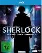 Sherlock - Die kompletten Staffeln 1+2 Blu-ray