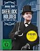 Sherlock Holmes - Alle Folgen, alle Filme (14-Disc Box) Blu-ray