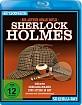 Sherlock Holmes Box (8-Filme Set / TV-Serie) (SD auf Blu-ray) Blu-ray