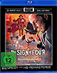 The Sign of Four (1983) (Classic Cult Collection) Blu-ray