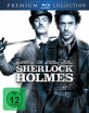 Sherlock Holmes (2009) (Premium Collection) Blu-ray