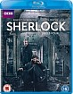 Sherlock: Series 4 (UK Import ohne dt. Ton) Blu-ray