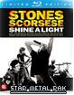 Shine a Light - Star Metal Pak (NL Import ohne dt. Ton) Blu-ray