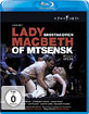 Shostakovich - Lady Macbeth of Mtsensk (Lodder) Blu-ray