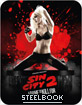 Sin City: A Dame to Kill For 3D - Zavvi Exclusive Limited Edition Steelbook (Blu-ray 3D + Blu-ray) (UK Import ohne dt. Ton), + dt. Uncut BD, neuwertig, 1 kleine Delle, Innenprint