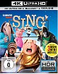 Sing (2016) 4K (4K UHD + Blu-ray + UV Copy) Blu-ray