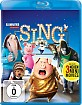 Sing (2016) (Blu-ray + UV Copy) Blu-ray