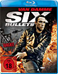 Six Bullets Blu-ray