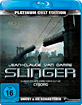 Slinger (Director's Cut von Cyborg) - Platinum Cult Edition Blu-ray