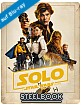 Solo: A Star Wars Story (2018) 3D - Limited Steelbook (Blu-ray 3D / Blu-ray) (IT Import ohne dt. Ton)