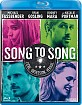 Song to Song (2017) (CH Import) Blu-ray
