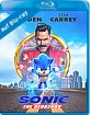 Sonic The Hedgehog (UK Import ohne dt. Ton) Blu-ray
