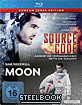 Source Code & Moon - Steelbook (Duncan Jones Edition) Blu-ray