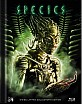 Species (1995) (Limited Mediabook Edition) (Cover A) (Blu-ray + DVD) Blu-ray