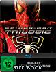 Spider-Man 1-3 Trilogie Box-Set (Limited Steelbook Edition)  - UNCUT -   In Folie verschweißt! - VERSAND IM LUPO! - Überweisung oder gebührenlos: PayPal For Friends!