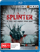 Splinter (2008) (AU Import ohne dt. Ton) Blu-ray