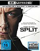 Split (2016) 4K (4K UHD + Blu-ray + UV Copy) Blu-ray