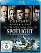 Spotlight - Die Wahrheit steckt zwischen den Lügen. Blu-ray