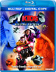 Spy Kids 3: Game Over (Region A - US Import ohne dt. Ton) Blu-ray