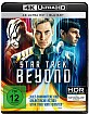 Star Trek: Beyond (2016) 4K (4K UHD + Blu-ray) Blu-ray