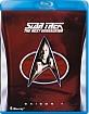 Star Trek: La nouvelle Génération - Saison 1 (FR Import) Blu-ray