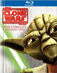 STAR WARS: The Clone Wars - The Complete Season Two im Collectors Book (US Import) Blu-ray