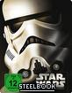 Star Wars: Episode 5 - Das Imperium schlägt zurück (Limited Edition Steelbook) Blu-ray