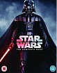 Star Wars - The Complete Saga - Darth Vader Cover Edition (Blu-ray + Bonus Disc) (UK Import ohne dt. Ton) Blu-ray
