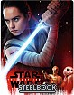 Star Wars: The Last Jedi 4K - Zavvi Exclusive Steelbook (4K UHD + Blu-ray + Bonus Blu-ray) (UK Import ohne dt. Ton)