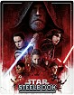 Star Wars: The Last Jedi 4K - Zavvi Exclusive Steelbook (4K UHD + Blu-ray + Bonus Blu-ray) (Neuauflage) (UK Import ohne dt. Ton)