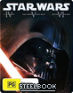 Star Wars - Trilogy IV-VI (Steelbook) (AU Import ohne dt. Ton) Blu-ray