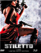 Stiletto - Uncut (Limited Mediabook Edition) (Cover A) Blu-ray