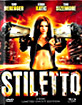 Stiletto - Uncut (Limited Mediabook Edition) (Cover B) Blu-ray