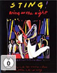 Sting - Bring on the Night Blu-ray